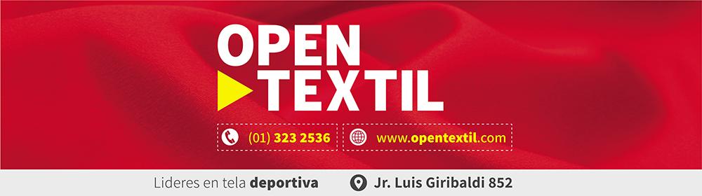 OPEN TEXTIL
